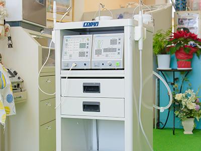 高周波電気治療装置(ジアテルミー)